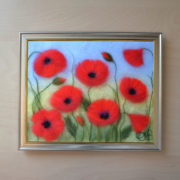 Oksana_Ball_Poppies_in_the_field_Frame_01